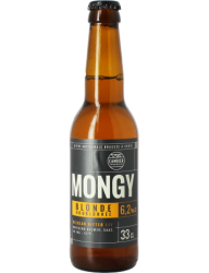 BIERE CAMBIER MONGY BLONDE houblonnee