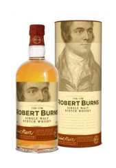 whisky ARRAN Robert Burns Malt
