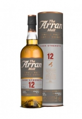 whisky ARRAN 12 ans Cask Strength - Batch 4