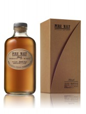 WHISKY JAPON NIKKA pure malt black