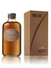 WHISKY JAPON NIKKA pure malt white