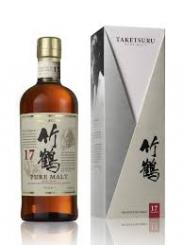 whisky japon NIKKA 17 ans Taketsuru