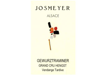gewurztraminer vendanges tardives josmeyer